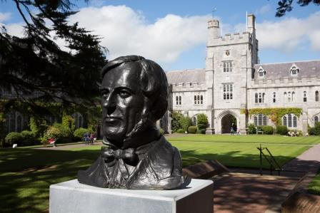 Boole Bust, University College Cork (UCC), Ireland