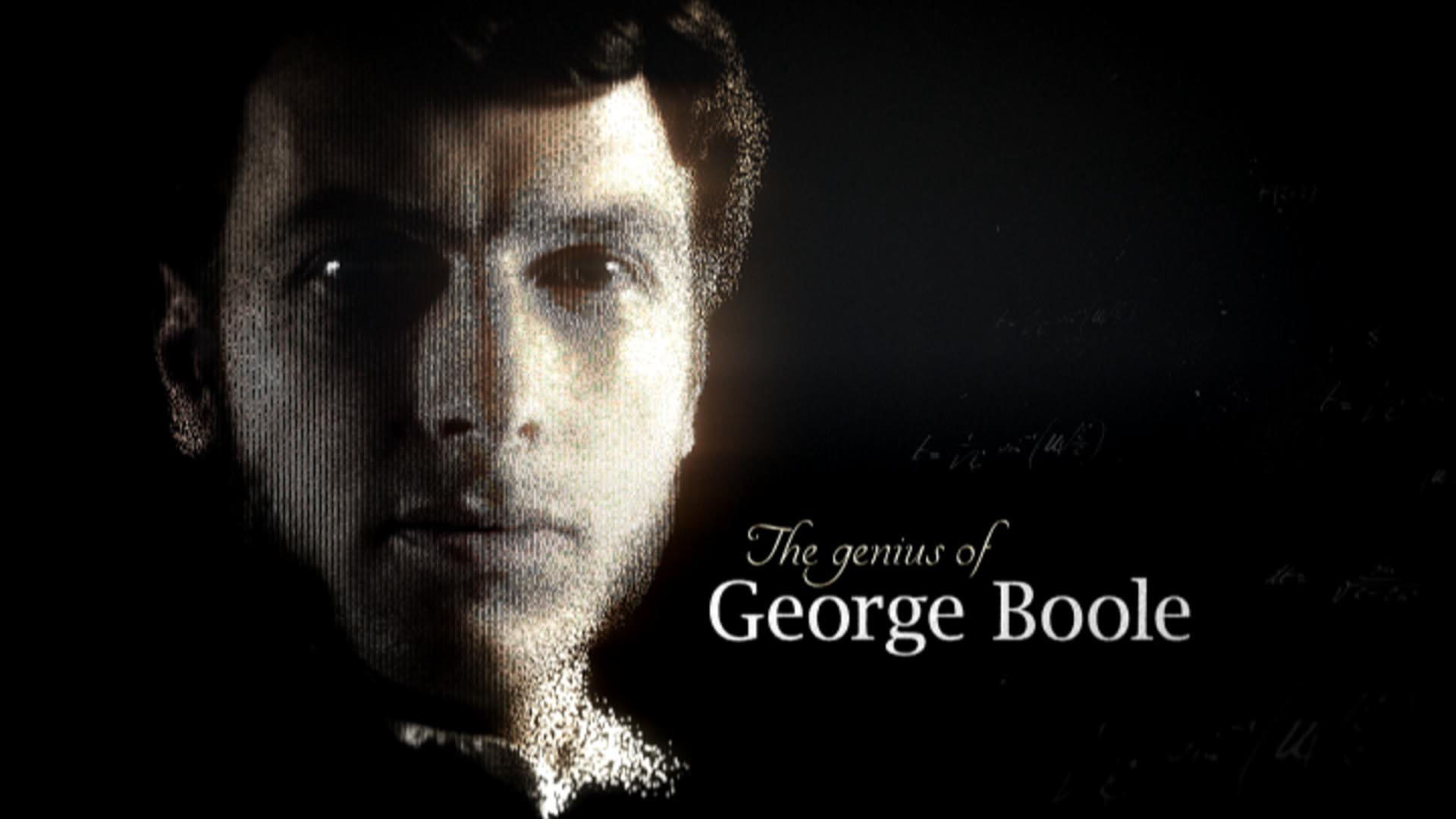 Title Card – The Genius of George Boole