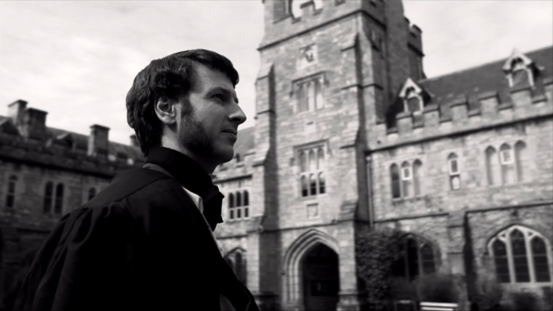 George Boole in the grounds at University College Cork